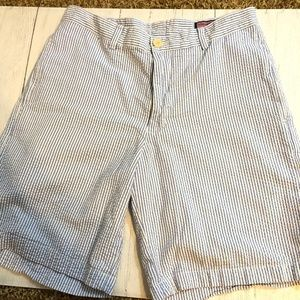 Vineyard Vines Club Short Seersucker Size 30